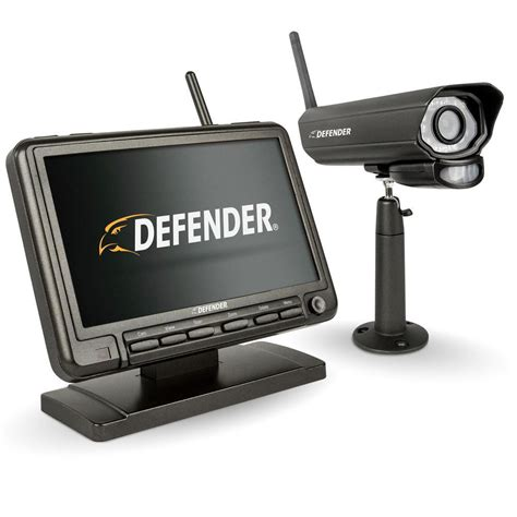 defender phoenixm2 digital wireless 7 in monitor dvr