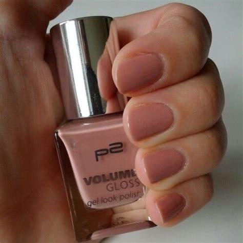 Nägel Lackieren Farbe by Nagellack P2 Volume Gloss Gel Look 150