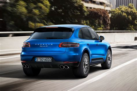 porsche macan 2013 2015 porsche macan suv official high res press
