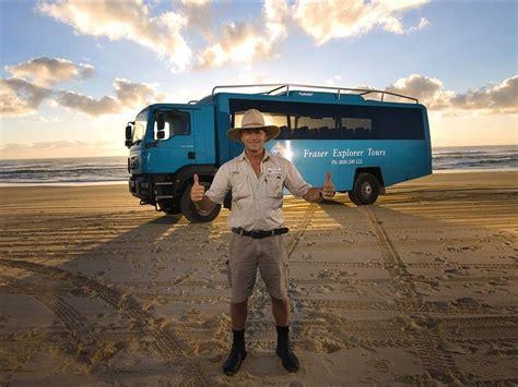 best fraser island tour fraser explorer tours fraser island magnetic island tours