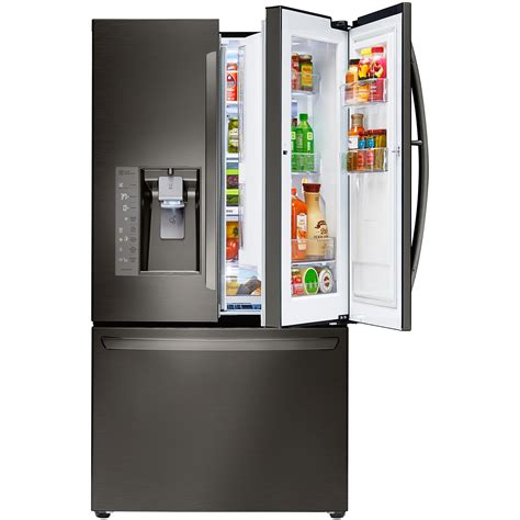 Lg Side By Side Eiswürfel Problem by Doors Astounding Sears Lg Refrigerators Lg Refrigerators