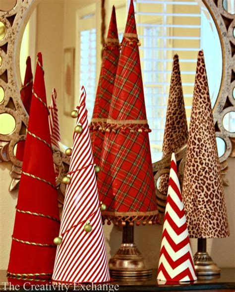 newspaper cone christmas trees the tree cone templates are finally ready