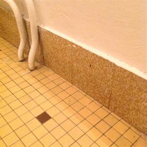 repeindre le carrelage de sol d une sdb wc