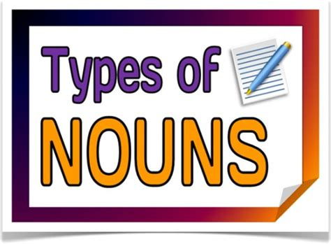 Child S Writing Desk English Grammar Types Of Nouns Owlcation