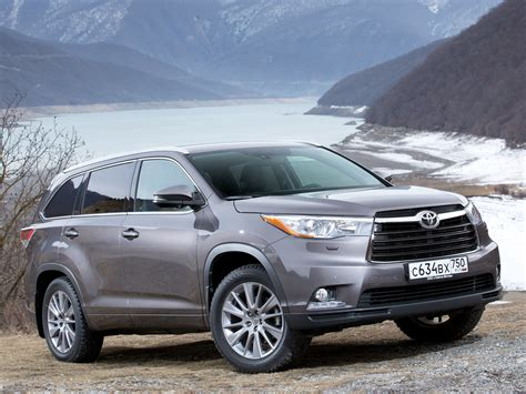 Length Of Toyota Highlander What Is The Length Of The Toyota Highlander 2015 Autos Post