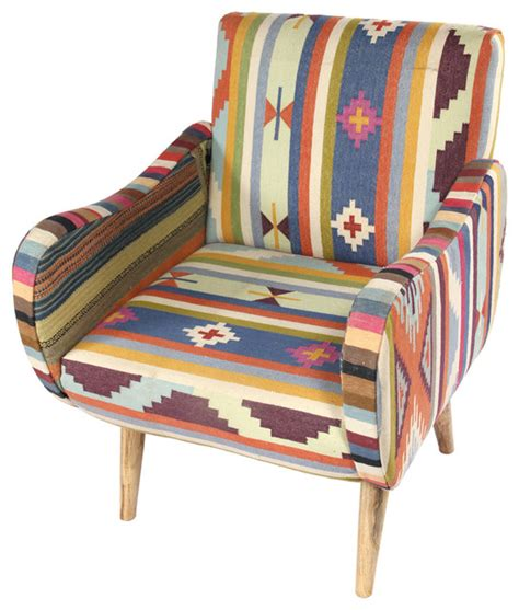 southwestern accent chairs geometric chair southwestern armchairs and accent