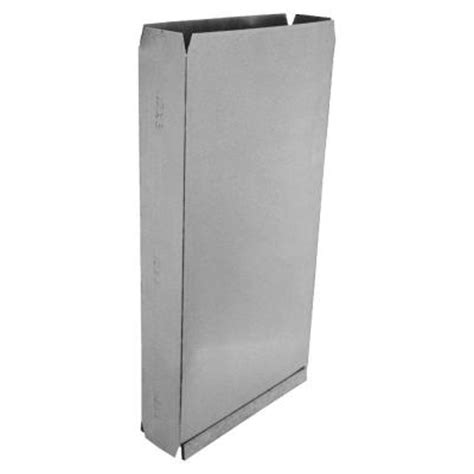 speedi products 12 in x 3 25 in x 36 in wall stack duct