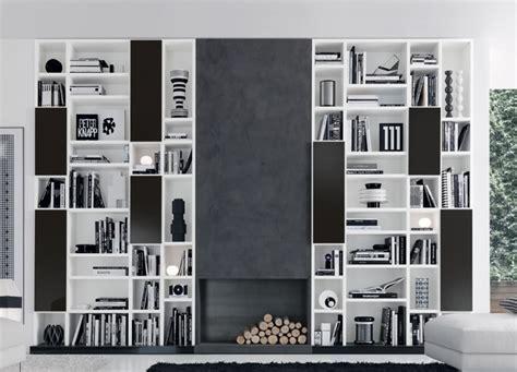 jesse open bookcase  bookcases  modern furniture