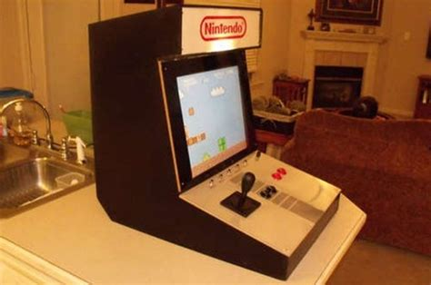 nintendo prima console borne d arcade nintendo nes vid 233 o