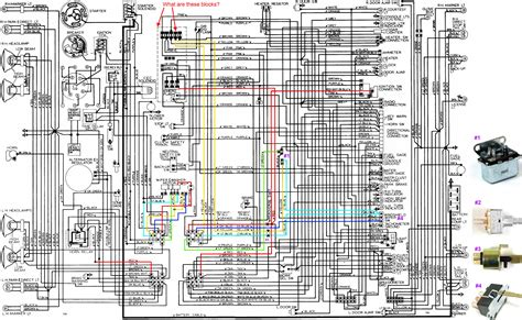 electrical wiring diagram 71 corvette electrical free