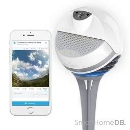 bloomsky solar powered weather station kit with
