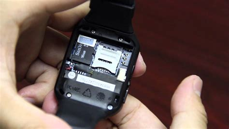 New Smartwatch Gt08 U10 Smart Jam Tangan Android veezy gear smart tutorial how to insert micro sd