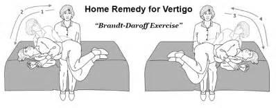 how to cure vertigo dizziness with a home remedy
