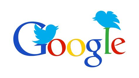 google google twitter google integrates twitter into its search results online