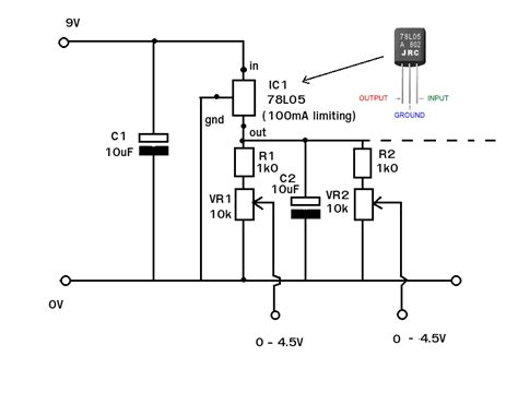 variable resistor microcontroller what is a variable resistor for regulating current 28 images high voltage voltage controlled