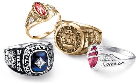 class jewelry jostens college class jewelry