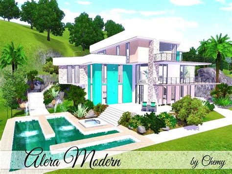 housess on pinterest sims 3 sims and mansions mansion with unique pool the sims 3 ideas for the house