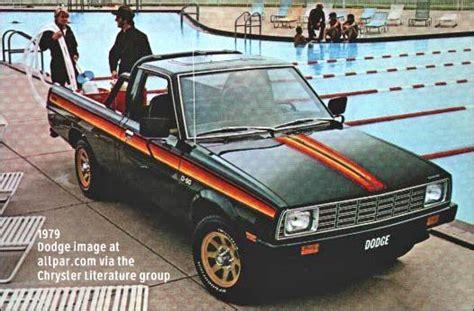mitsubishi small truck dodge ram 50 mitsubishi built compact