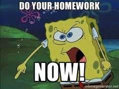 Spongebob Homework Meme - homework meme on pinterest friendship memes school