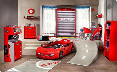 race car bedroom furniture car beds for boys room designs bedroom design ideas