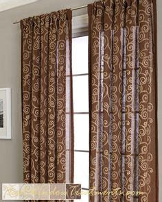 curtain scrolls scroll curtains on pinterest chain stitch curtains and