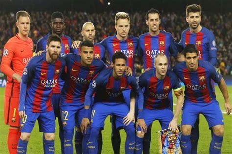 Barcelona Pemain | pemain barcelona yang paling sering dipakai dan