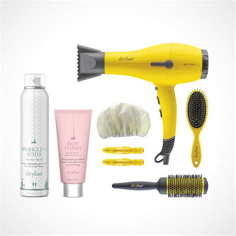 Hair Dryer Kit coquette drybar buttercup dryer get gorgeous hair fast