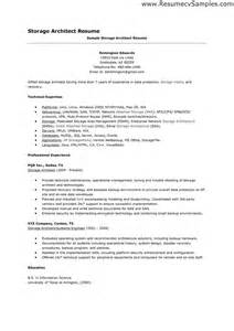 resume templates and exles skills and abilities for resume sle sle resume