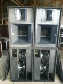 Guitar Speaker Cabinets Electro Voice Mtl2 Image 746232 Audiofanzine