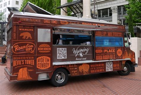 truck portland oregon the wyoming food truck from portland oregon pop up