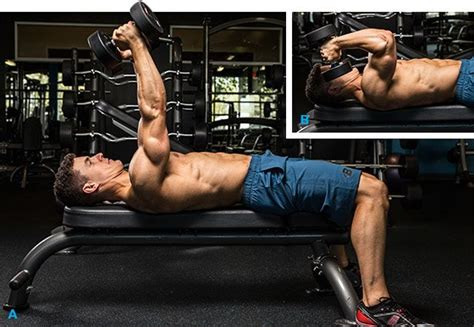 8 arm exercises you to try