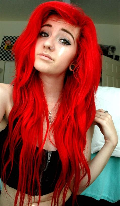 edgy red hairstyles 4 bold and edgy hair color ideas to try this summer edgy