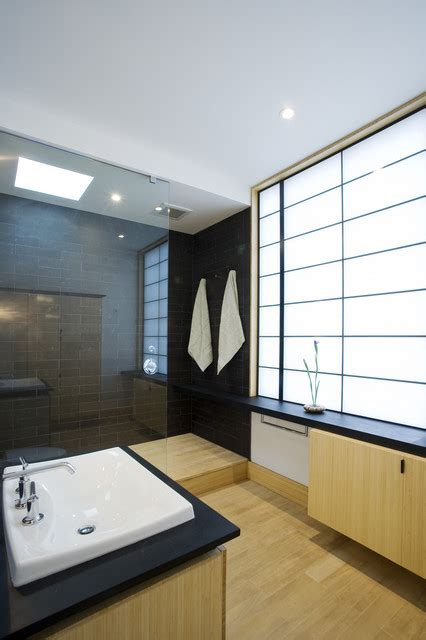 split bathroom design fifties split asian bathroom dc metro by gardner