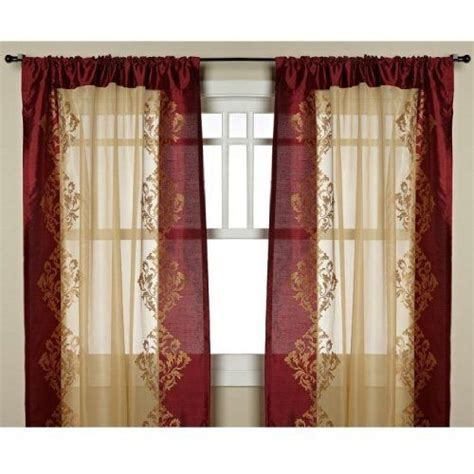 Maroon Curtains For Living Room Ideas 13 Best Images About Curtains On Upholstery Lshades And Arches