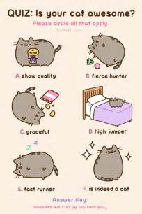 Pusheen the cat   kelly illustrates