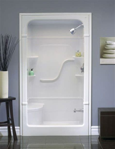 shower stalls with seat mirolin 4 3 shower stall with seat the