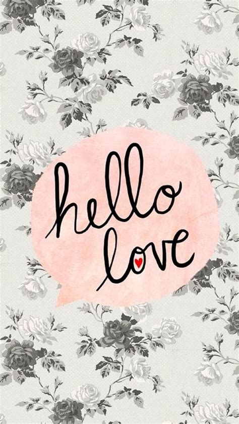 glamorous wallpaper pinterest download hello love tap to see more beautiful hd iphone
