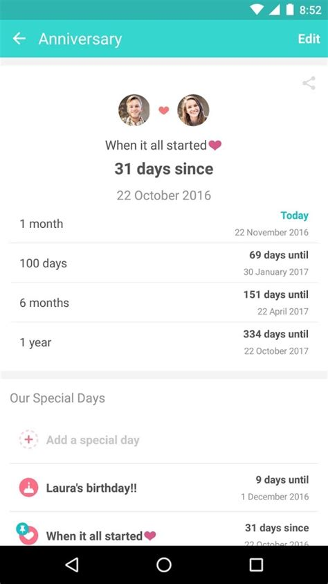 Best Calendar App For Couples Between Couples App Android Apps On Play