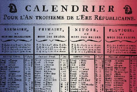 Calendrier Revolutionnaire Conf 233 Rence Calendrier R 233 Volutionnaire