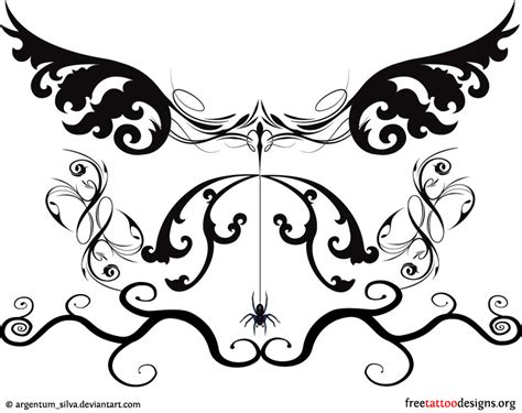 gothic designs gothic heart tattoo designs www pixshark com images