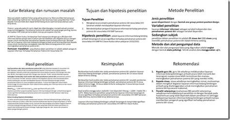 langkah membuat outline skripsi contoh presentasi skripsi yang baik dan cara membuatnya