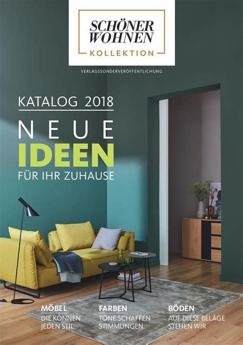 Wandfarbe Trend 2018 by Neues Der Sch 214 Ner Wohnen Kollektion Das Sind Die
