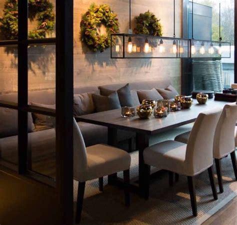 die 25 besten ideen zu restaurant tische und st 252 hle auf