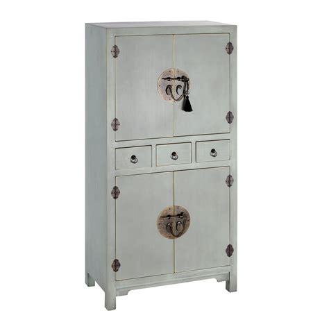 armario oriental armario oriental azul claro 4 puertas 3 cajones te