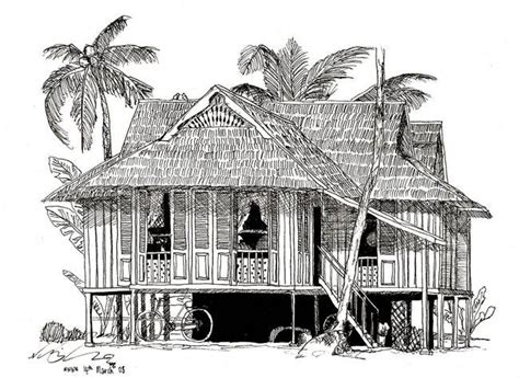 doodle rumah vernacular architecture relating environmental issues to