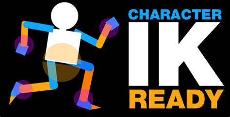 Character Ik Ready By Mikepetrik Videohive After Effects Character Rig Template