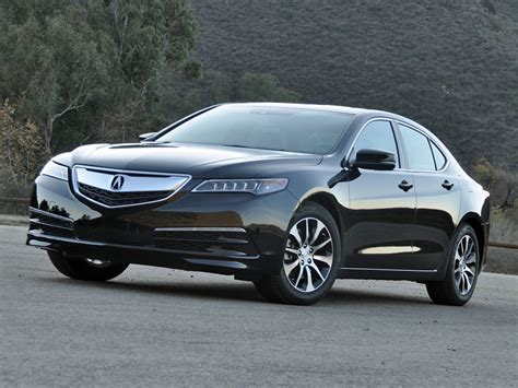 price of acura tlx 2015 2015 acura tlx test drive review cargurus