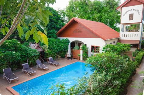 rawai 2 bedroom villa available for term or