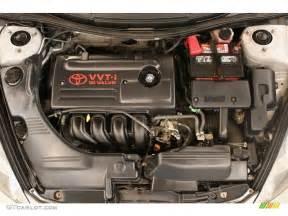 Toyota Celica Engine 2001 Toyota Celica Gt 1 8 Liter Dohc 16 Valve Vvt I 4