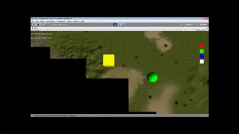 unity tutorial fog of war unity terrain fow fog of war youtube